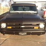 1967 C/10 suburban rat rod lowered hot rod Chevy