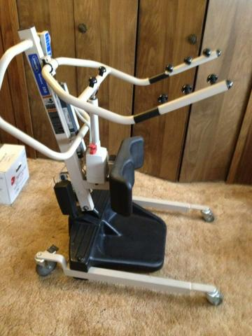 Invacare Reliant 350 Sit To Stand Lift Nex Tech Classifieds