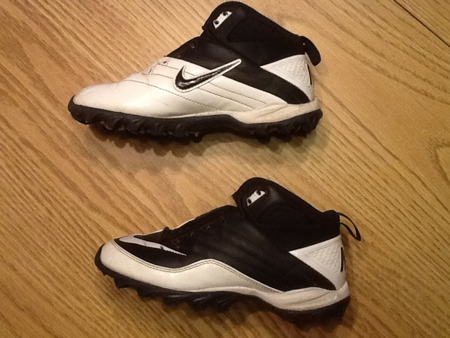 Nike Youth Football Cleats