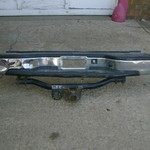 BUMPER AND RECEIVER HITCH
