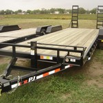 NEW 24 FT PJ TRAILER - *CLEARANCE PRICE*