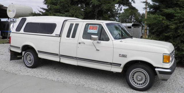 price reduced 1988 ford f150 nex tech classifieds. Black Bedroom Furniture Sets. Home Design Ideas