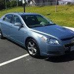 2008 Chevy Malibu LTZ 4 Door Immaculate