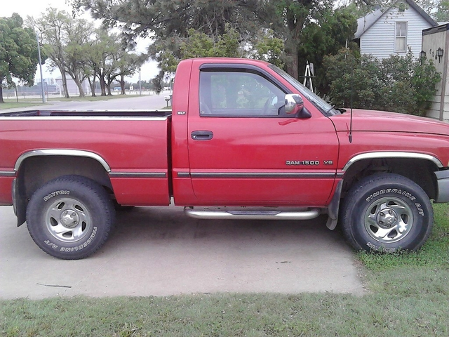 97 dodge ram 1500 4x4 needs transmission nex tech classifieds. Black Bedroom Furniture Sets. Home Design Ideas