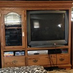"TV and/ or 36"" Sharp TV"