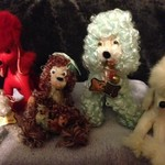 Antique Toy Dogs