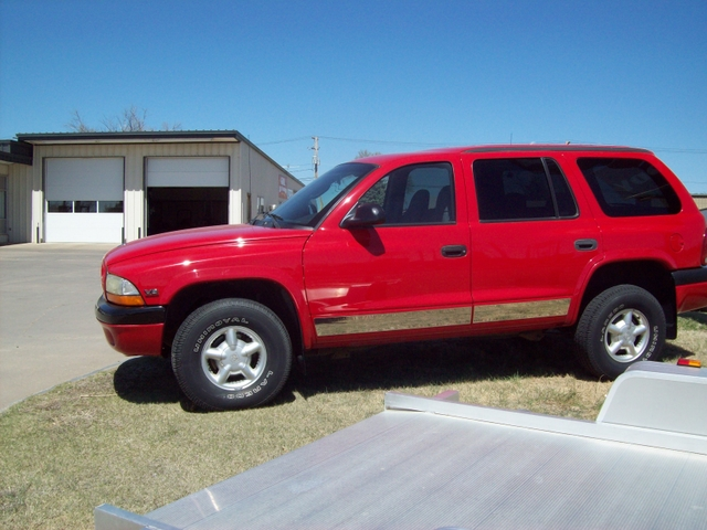 2000 dodge durango slt 4x4 nex tech classifieds. Black Bedroom Furniture Sets. Home Design Ideas