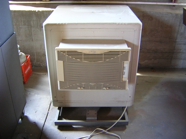 Build Your Own Evaporative Cooler : Large swamp cooler nex tech classifieds