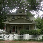 Charming Historic Home - 707 N. Olive Street, Abilene