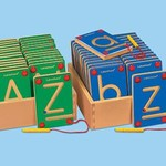 WTB Daycare Alphabet Letters