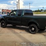 1999 ford f150 4x4