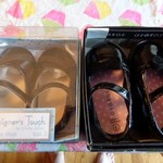 #5 Infant Girls Shoes Size 3 (2 pair)