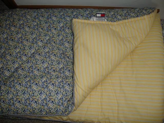 Tommy Hilfiger Elizabeth Anne Queen Bedding Set Nex Tech