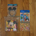 Lot of Mickey Mouse Clubhouse party supplies