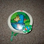 Fisher Price Waterfall Soother Crib Toy