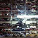 Dale Jr Diecast cars