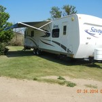 2009 Holiday Rambler Camper
