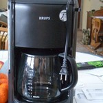 Brand new Krups 12 cup coffee maker