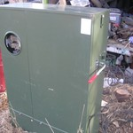 300 amp double throw box for generator