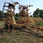 Field Cultivator 28' Good Condition Make Me An Offer