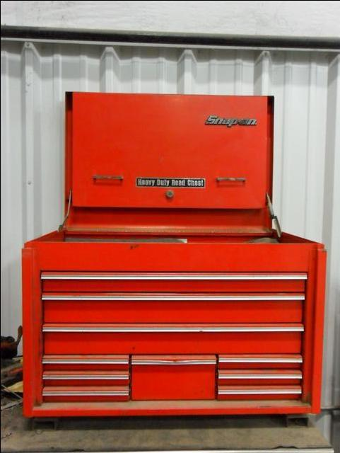 Snap On Heavy Duty Road Chest Nex Tech Classifieds