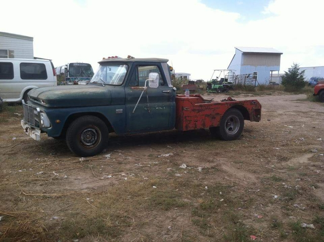 1966 chevy dually
