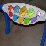 Fisher Price Baby Keyboard