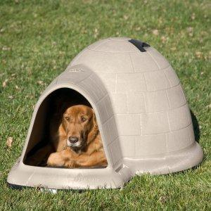 2 Igloo Dog Houses