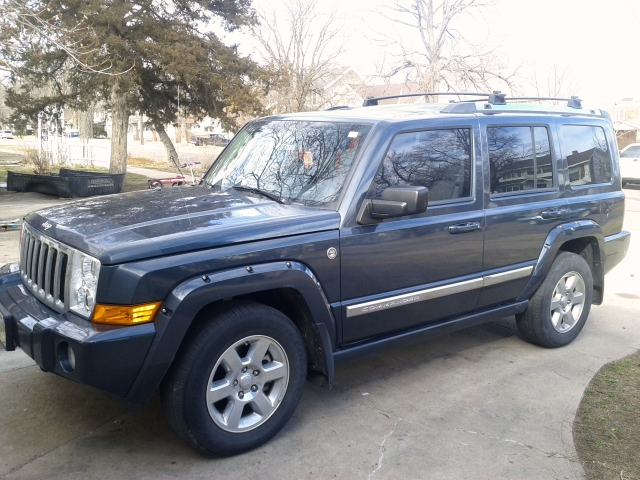 2007 jeep commander limited 4x4 nex tech classifieds. Black Bedroom Furniture Sets. Home Design Ideas