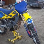 2004 Husqvarna TC 450 -price lowered