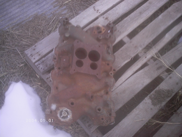 Ford 460 Spread Bore Intake Manifold : For sale engine intake nex tech classifieds