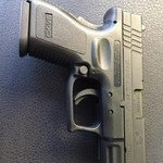 SPRINGFIELD XD 40 SUBCOMPACT