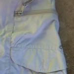 Light khaki boys size 12 shorts OP brand