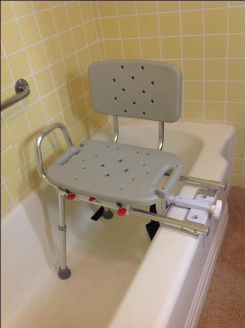 Snap N Save Sliding Tub Mount Transfer Bench Swivel Seat Nex Tech Classifieds
