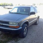 2001 Chevy Blazer L5 2 door - $1500