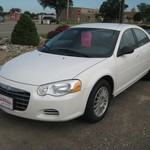 2006 Chrysler Sebring 4 cyl,auto116k Week end Special $5995