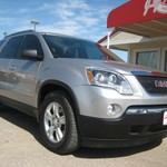 2008 Acadia SLT AWD 3rd Seat DVD, NEW Tires $ 13475