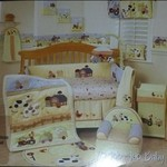 Nursery Bedding/Room Set