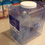 2 gallon water container