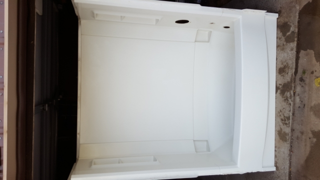 Fiberglass Tub Shower Combo Nex Tech Classifieds