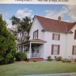 NEW LISTING  1402 Oak Street, Hays, KS