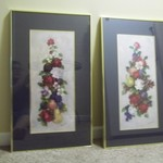 "Pictures (2)-""Art in Motion"" - $10  buys both pictures"