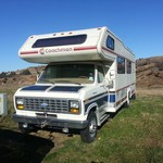 Ford Leprechaun RV 1984