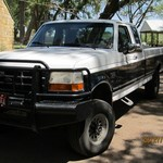 96 Ford F-250 4x4 Super Cab Powerstroke