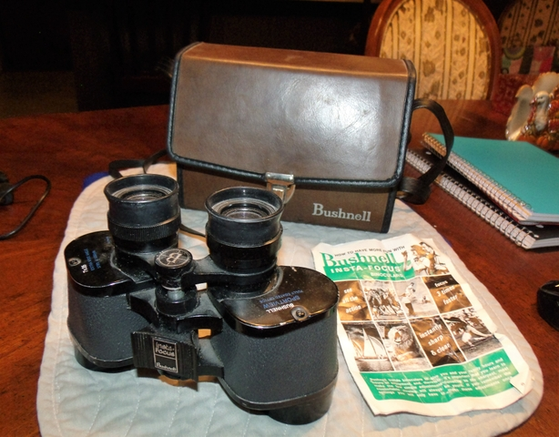 Bushnell Sportview Binoculars 7 X 35 Extra Wide Angle