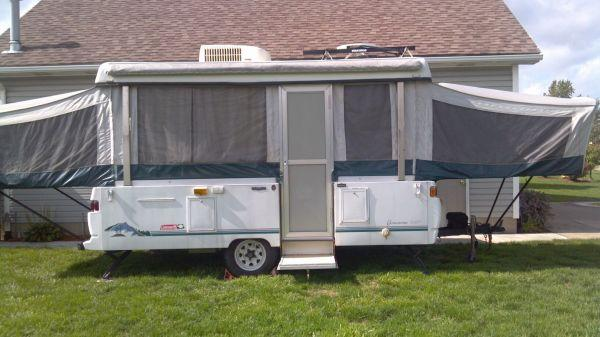 1998 Coleman Grandview Sp Pop Up W Slide Out Nex Tech Classifieds