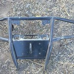 Yamaha Grizzly Grill Guard