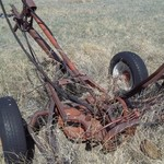 9 ' I.H.C. SICKLE MOWER