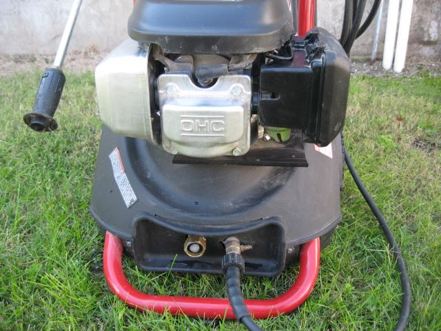 Excell 2500 PSI Pressure Washer - Powered by Honda - Nex ...