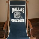 Dallas Cowboys Folding Chair
